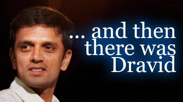 Yahoo Cricket's special page on Dravid's retirement.