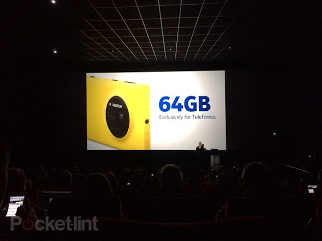 O2 nabs Nokia Lumia 1020 64GB exclusive