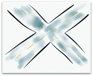 Branding Strategy Success: X Marks the Spot image Intersection2 copy