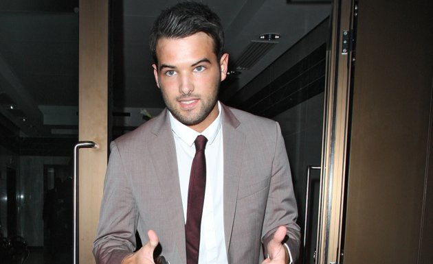 Ricky Rayment, TOWIE, Jess Wright