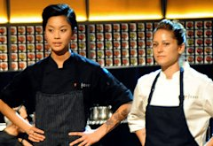 Kristen Kish, Brooke Williamson | Photo Credits: David Moir/Bravo