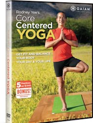 Rodney Yee's 'Core Centered Yoga' --
