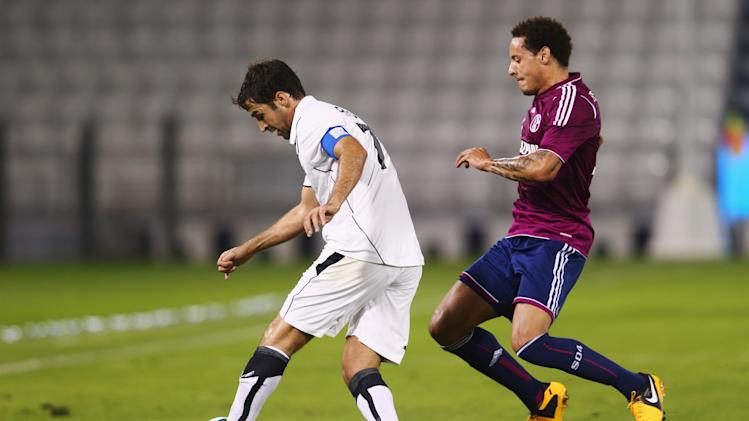 Al-Sadd Sports Club v Schalke 04 - Friendly Match