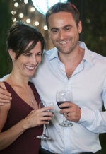 Wendy Moniz, Stuart Townsend | Photo Credits: Matt Dinerstein/ABC
