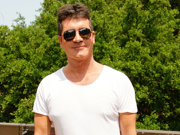 Simon Cowell at X Factor auditions