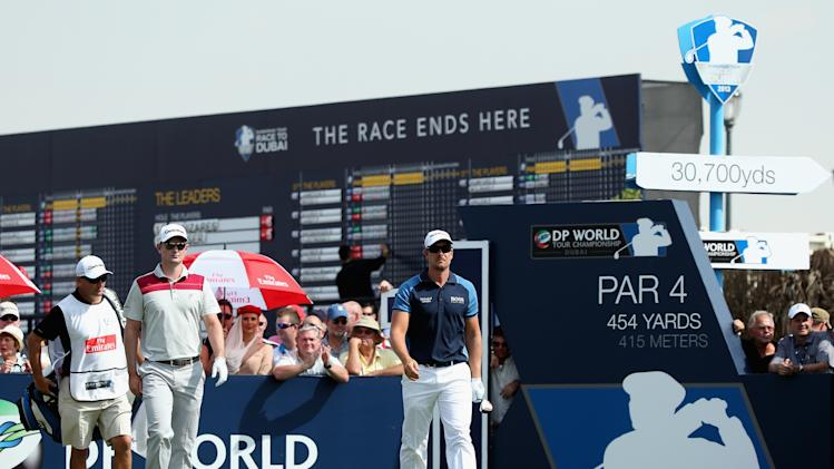 DP World Tour Championship - Day One