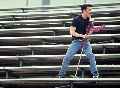 Chris Evans as the Popular Jock in Columbia's Not Another Teen Movie