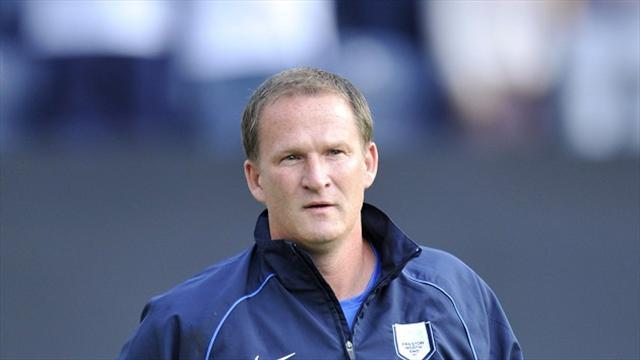 Football - Preston were off the pace - Grayson
