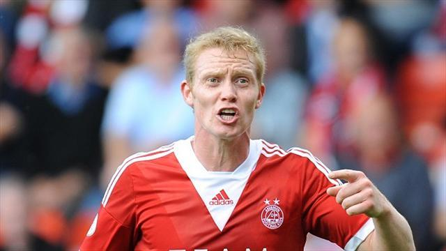 Scottish Premiership - McInnes backs Robson to lift Aberdeen