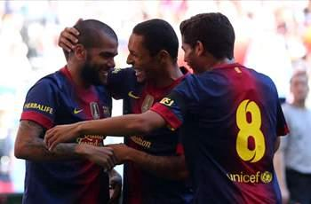 Barcelona are ready for Real Madrid, says Adriano