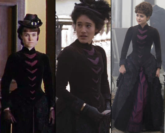 """The Forsyte Saga"" vs ""Princess Ka'iulani"" vs. ""Doctor Who"""