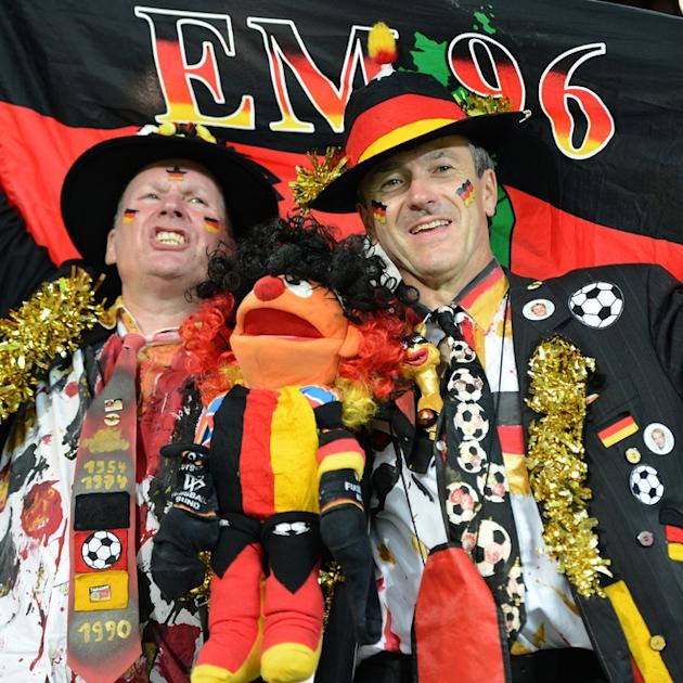 German Supporters AFP/Getty Images