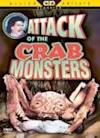 Poster of Attack of the Crab Monsters