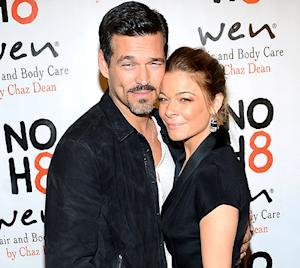 "LeAnn Rimes: Eddie Cibrian and I Are ""Talking"" About a TV Show"