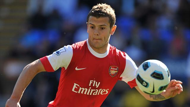 Wilshere to play for Arsenal youth side next week