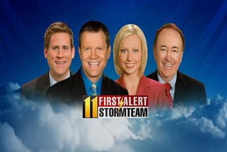 First Alert StormTeam Forecast