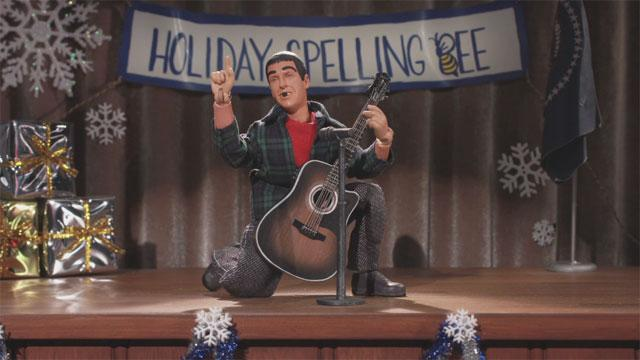 'Robot Chicken': How to Spell Jewish Christmas