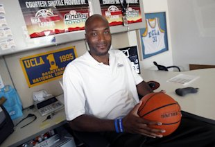 O'Bannon took exception to the NCAA partnering with a video game that featured his likeness. (AP)