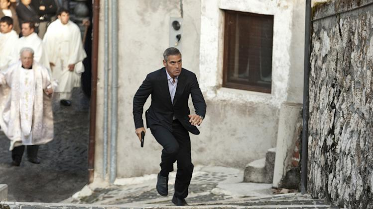 The American Production Photos Focus Features 2010 George Clooney