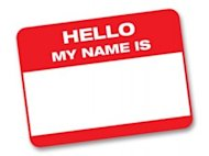 Name Making: Google it! image hellomynameis m 300x224