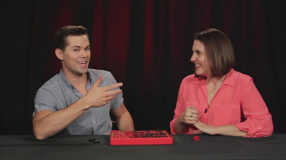 Your Move: Andrew Rannells of Girls talks Lena Dunham and Tiaras