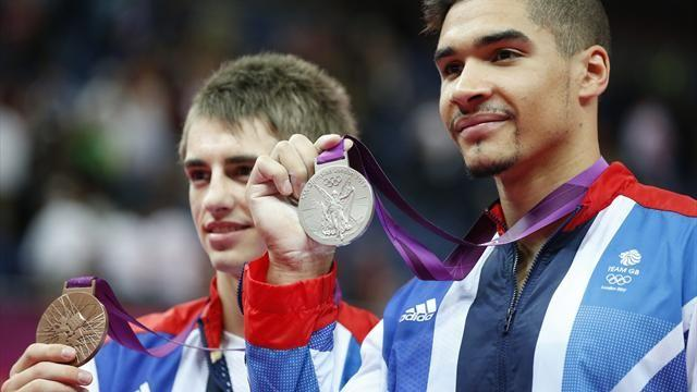 Gymnastics - Whitlock leads British charge as Europeans begin