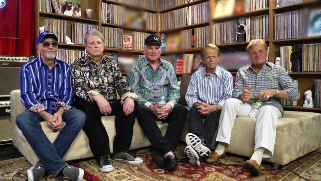 The Beach Boys Talk: New Song And Jane's Addiction