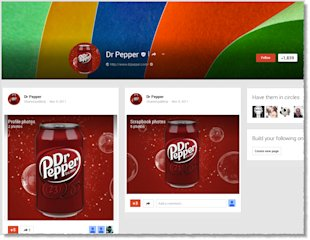 10 Top Brands with the Worst Google Plus Pages image top brands with the worst Google pages 9