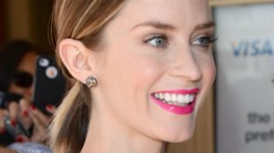 TIFF 2012: How To Make A Short Ponytail Look Chic à La Emily Blunt
