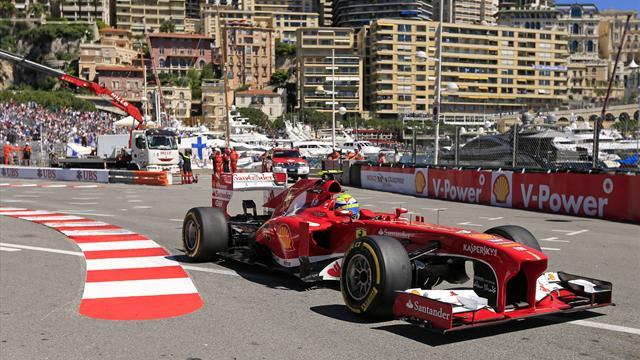 Formula 1 - Faster tracks to benefit Ferrari - Massa