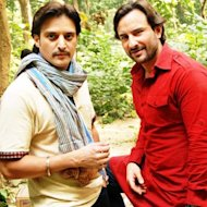 'Bullett Raja' Buddies Saif Ali Khan And Jimmy Sheirgill Bond Over Workouts