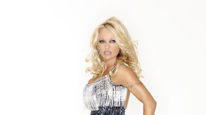 "Former ""Baywatch"" babe and animal rights activist Pamela Anderson will compete on the tenth season of ""Dancing With the Stars."""