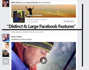 Is Facebook Giving Us A Better Looking News Feed? image visual new facebook feed5