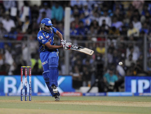 IPL6: Mumbai Indians v Sunrisers Hyderabad