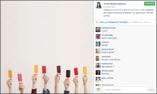 4 Tips To Get More Instagram Followers image Shoot Instagram Images Against Plain Background