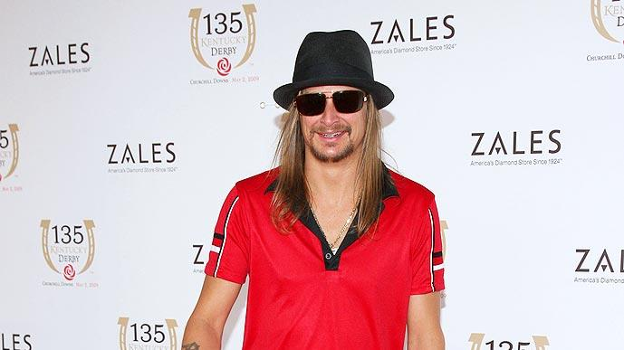 Kid Rock Kentucky Derby