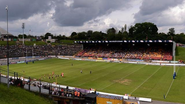 Rugby League - RFL in dark about speedway plan