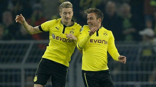 Bundesliga - Dortmund eye bumper financial year