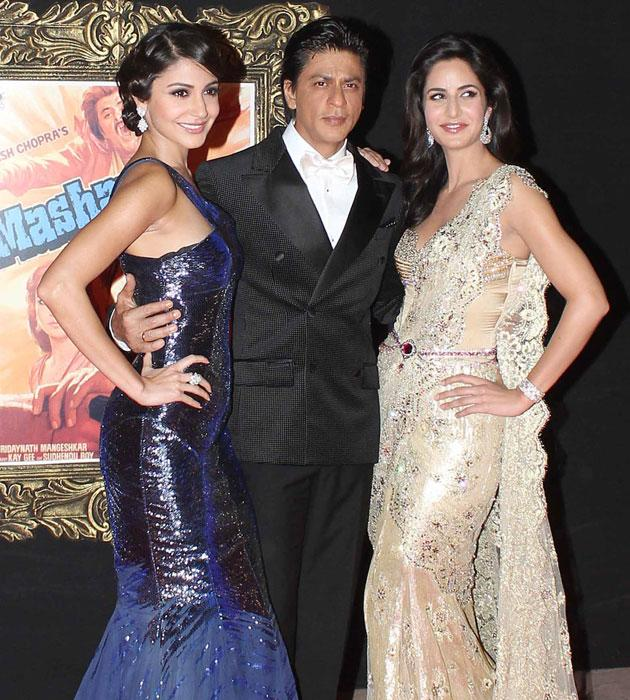 A star studded premiere for Jab Tak Hai Jaan