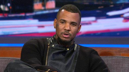 The Game Explains His Charity, the Robin Hood Project