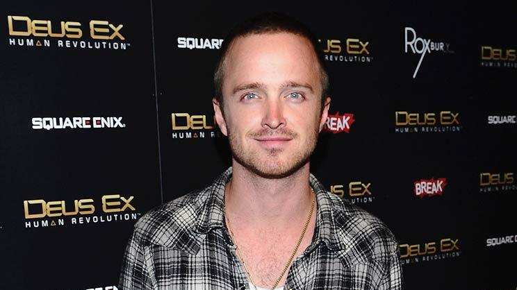 Aaron Paul Human Revolution Prty
