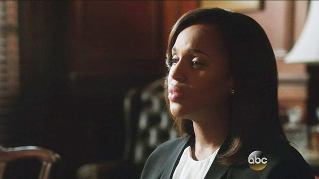 'Scandal' Finale in No Time
