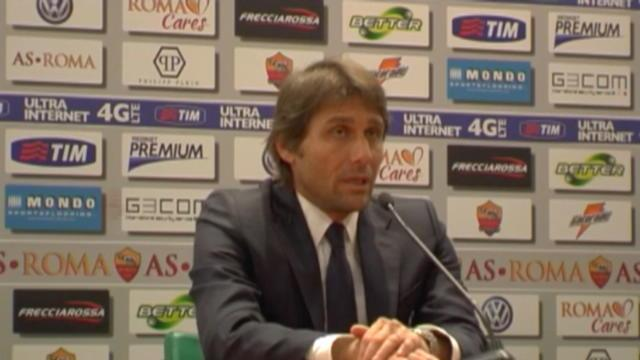 Serie A - Report: Juve to offer Conte extension