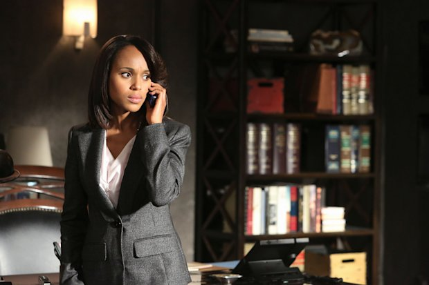 "Olivia Pope (Kerry Washington) in ""Scandal"""