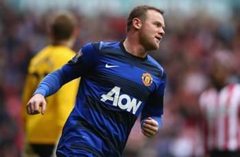 Rooney targeting consistency for Manchester United