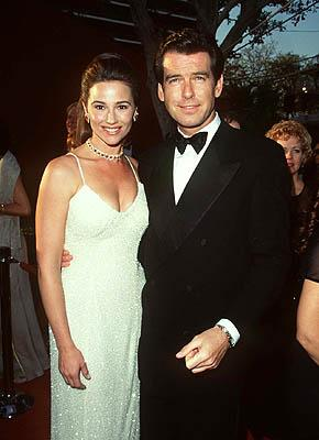 Pierce Brosnan 68th Academy Awards Los Angeles, CA 3/25/1996