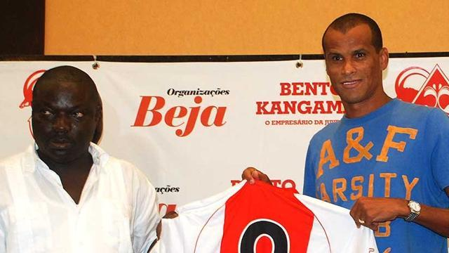 World Football - Rivaldo leaves Angolan club