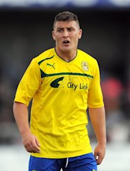 Gary Deegan moved to Hibernian from Coventry this summer