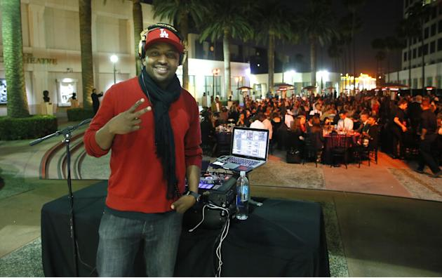 DJ Mal-Ski performs at the 35th College Television Awards, presented by the Television Academy Foundation at The Leonard H. Goldenson Theatre in the NoHo Arts District on Wednesday, April 23, 2014, in