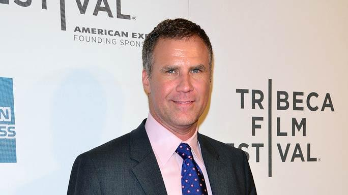 Will Ferrell Tribeca Film Fes